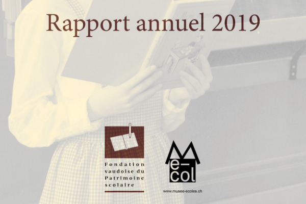 Rapport annuel FVPS 2019