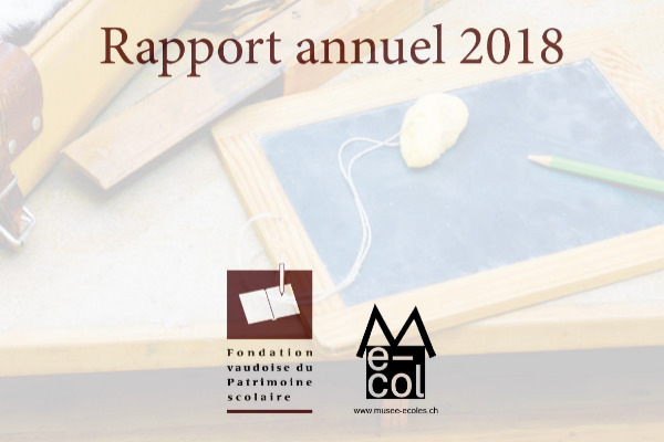 Rapport annuel FVPS 2018