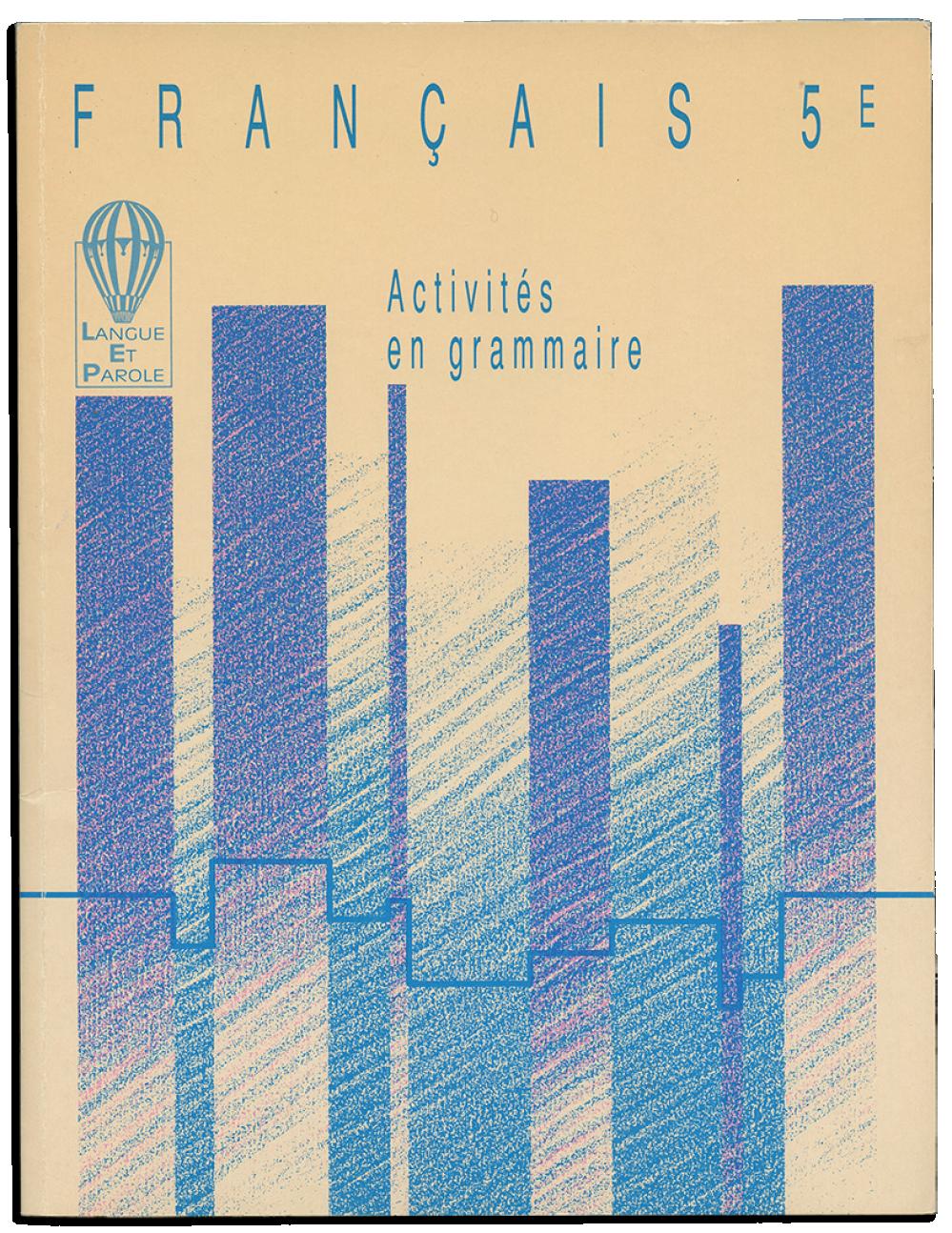 Musee Virtuel Du Patrimoine Scolaire Livre Francais 5e